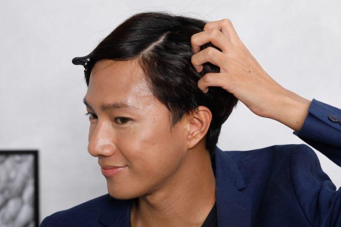 Tutorial Comma Hair Gaya Rambut Pria Korea Yang Digilai Wanita