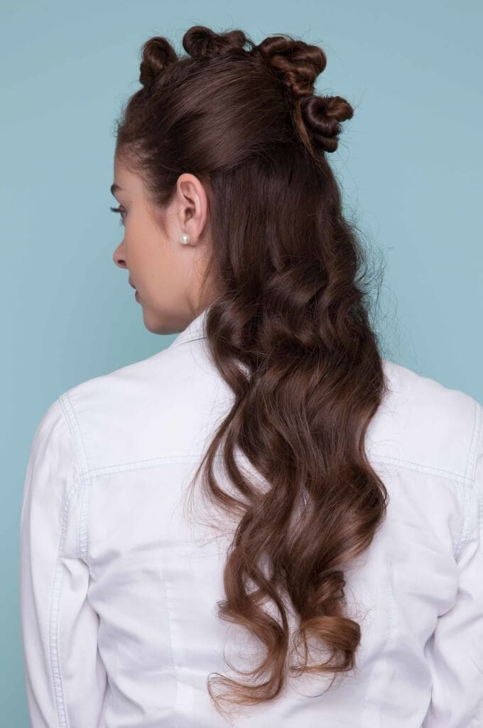 Hairstyle For Baby Shower : hairstyle, shower, Shower, Hairstyles:, Glamorous, Styles
