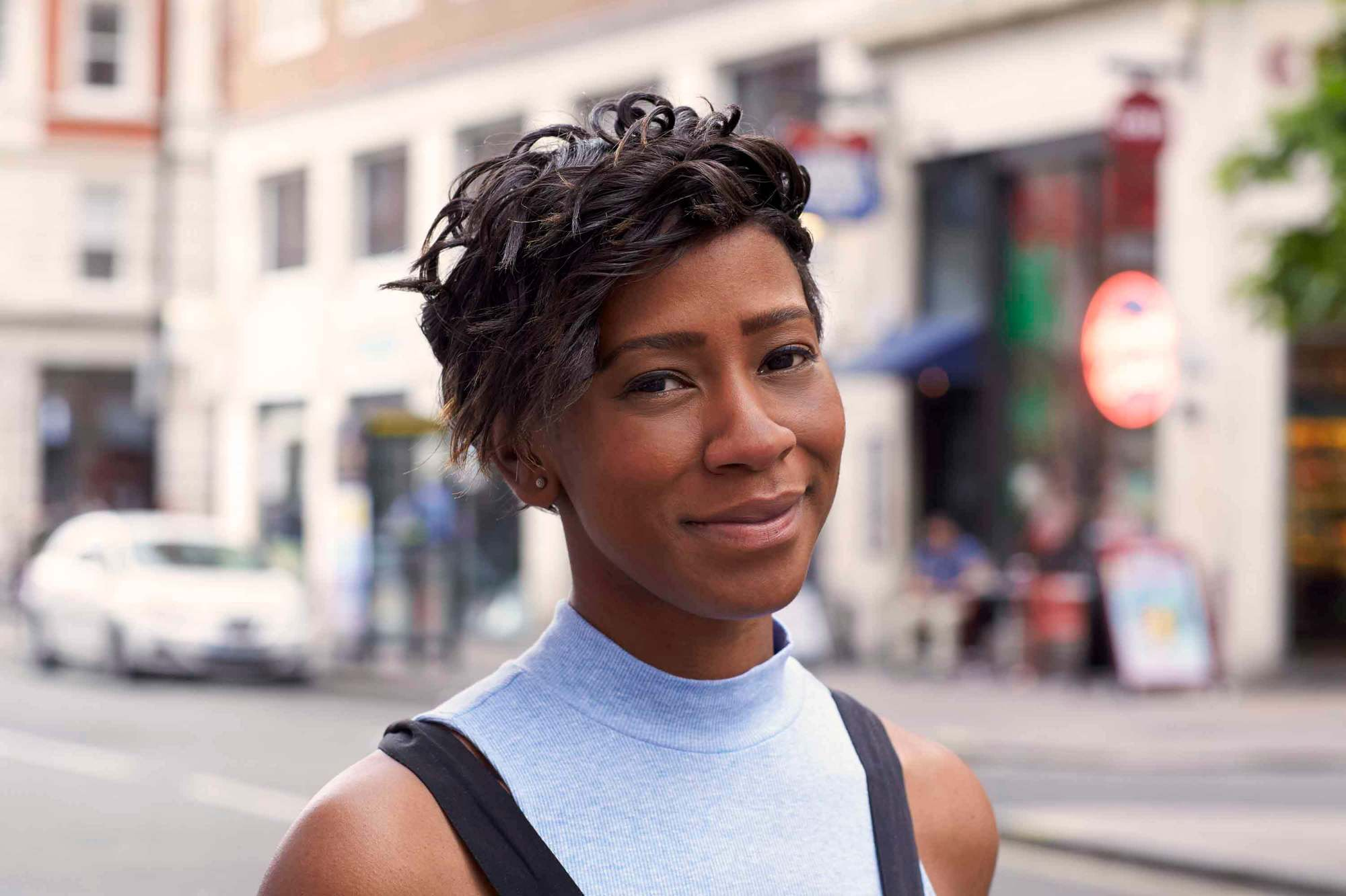 6 Fall Short Hairstyles We Adore