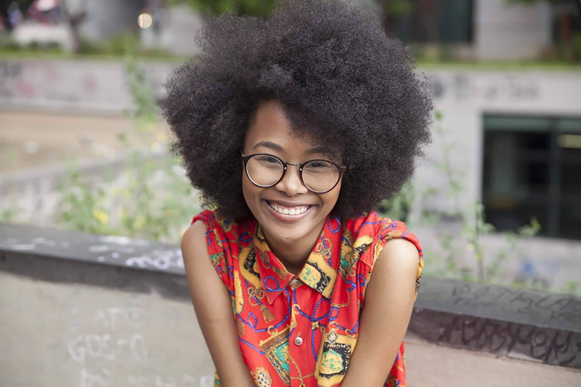 Natural Hair Patterns 7 Hairstyles For Every Curl Type