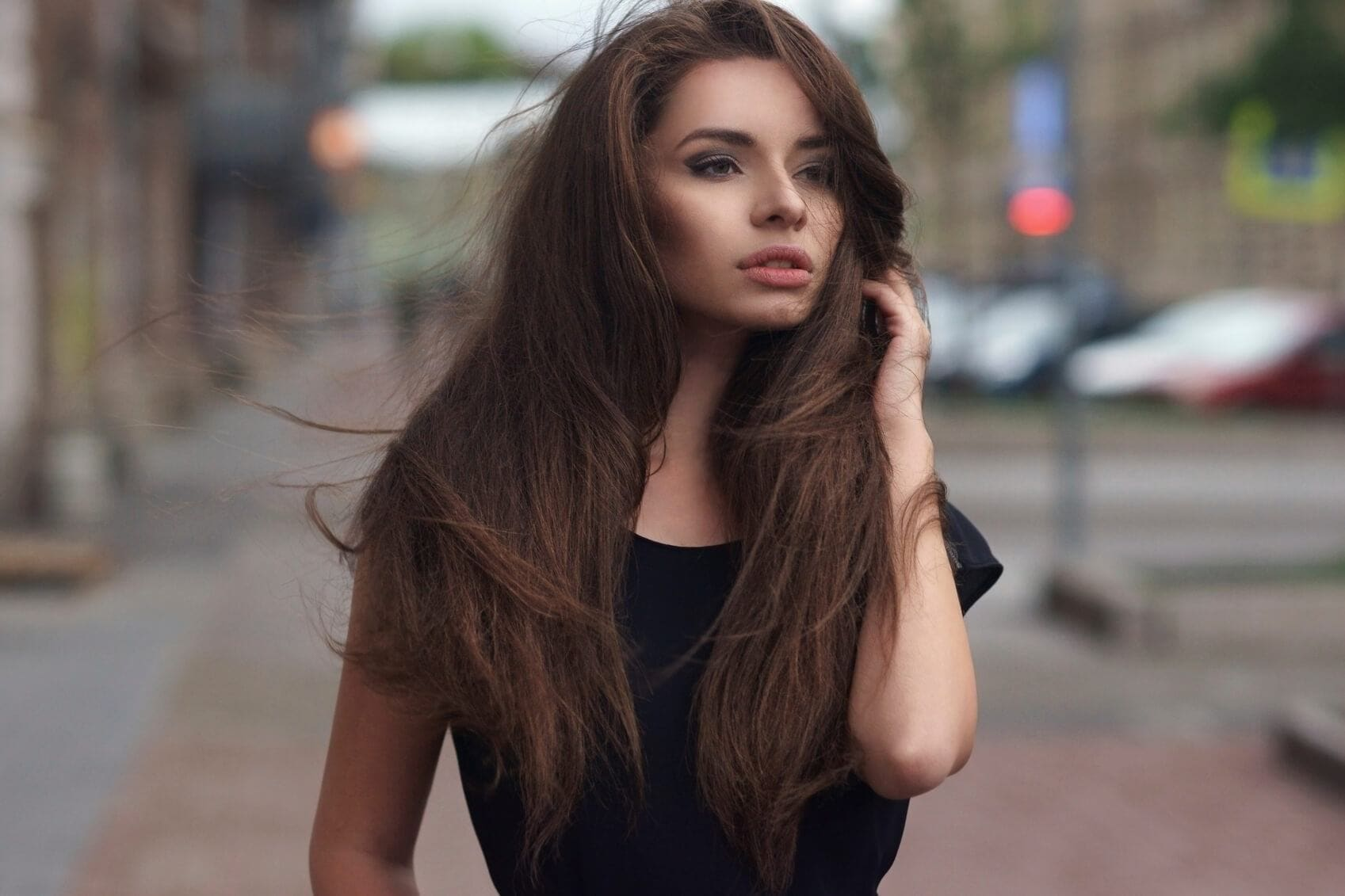 Winter Hues 8 Dark Hair Color Ideas To Try This Season