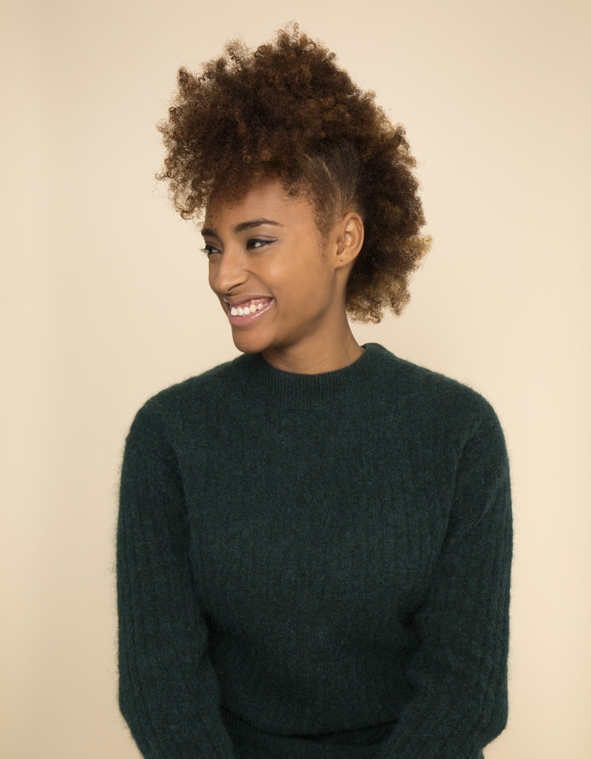 Low Manipulation Hairstyles For Short Natural Hair 7 Of Our