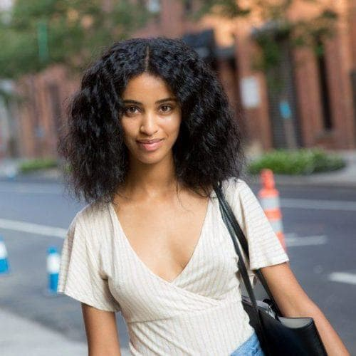 15 Transitioning Hairstyles To Try For Natural Hair This Season
