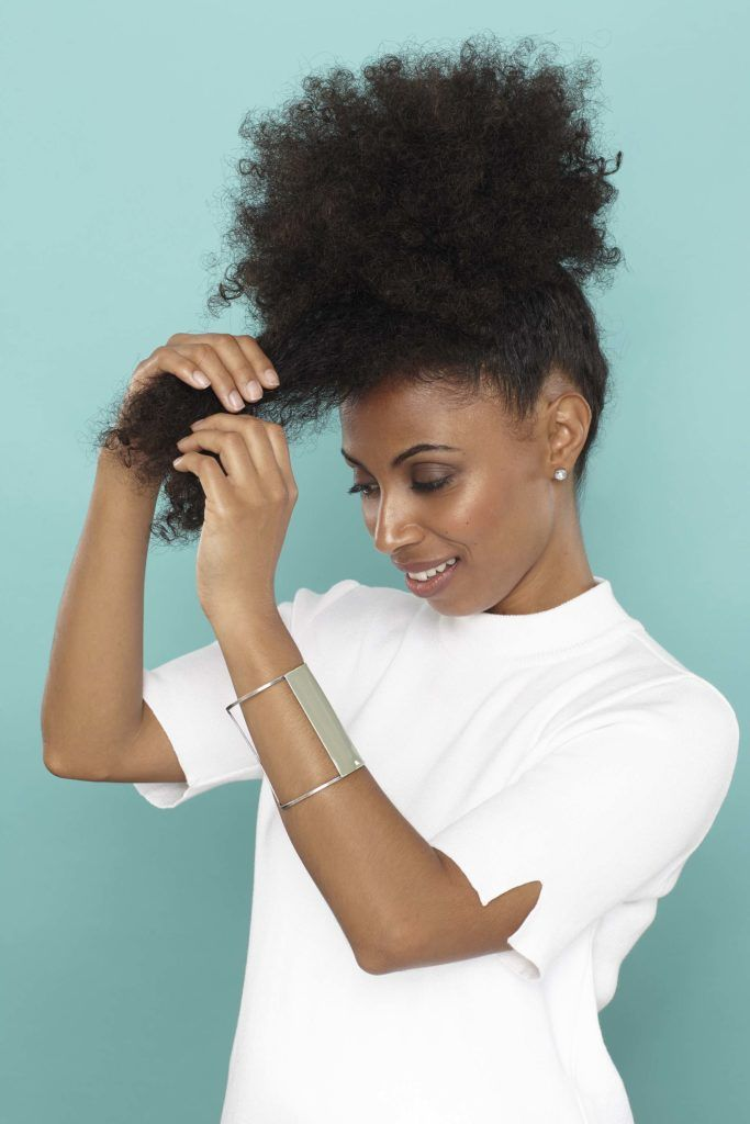 Natural Hair Puff 2 Ways To Achieve This Easy Look