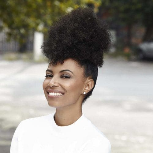 Afro Hairstyles 20 Afro Hairstyles We Love And Styling Tips