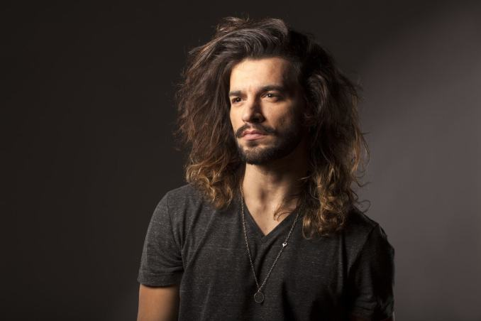 long hairstyles for men with thick hair: 21 easy style ideas