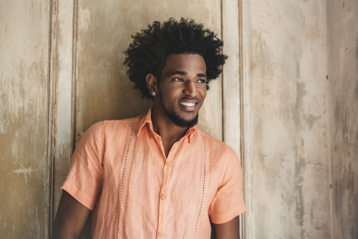 Natural Hairstyles For Men 15 Dapper Styles For Textured Hair