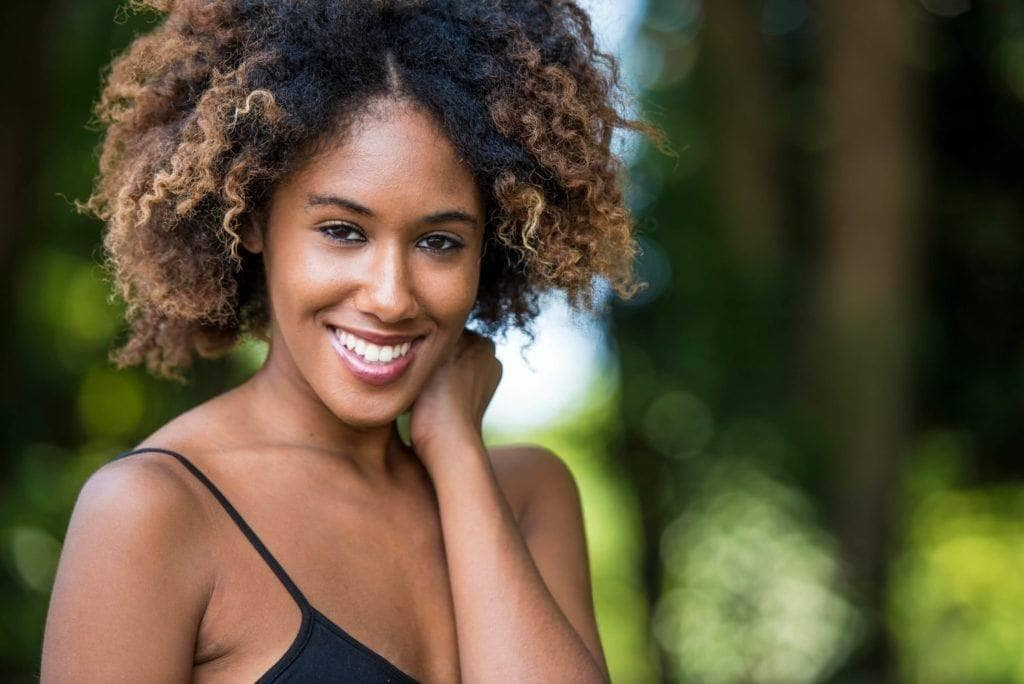 15 Epic Ombre Natural Hair Color Ideas To Update Your Curls