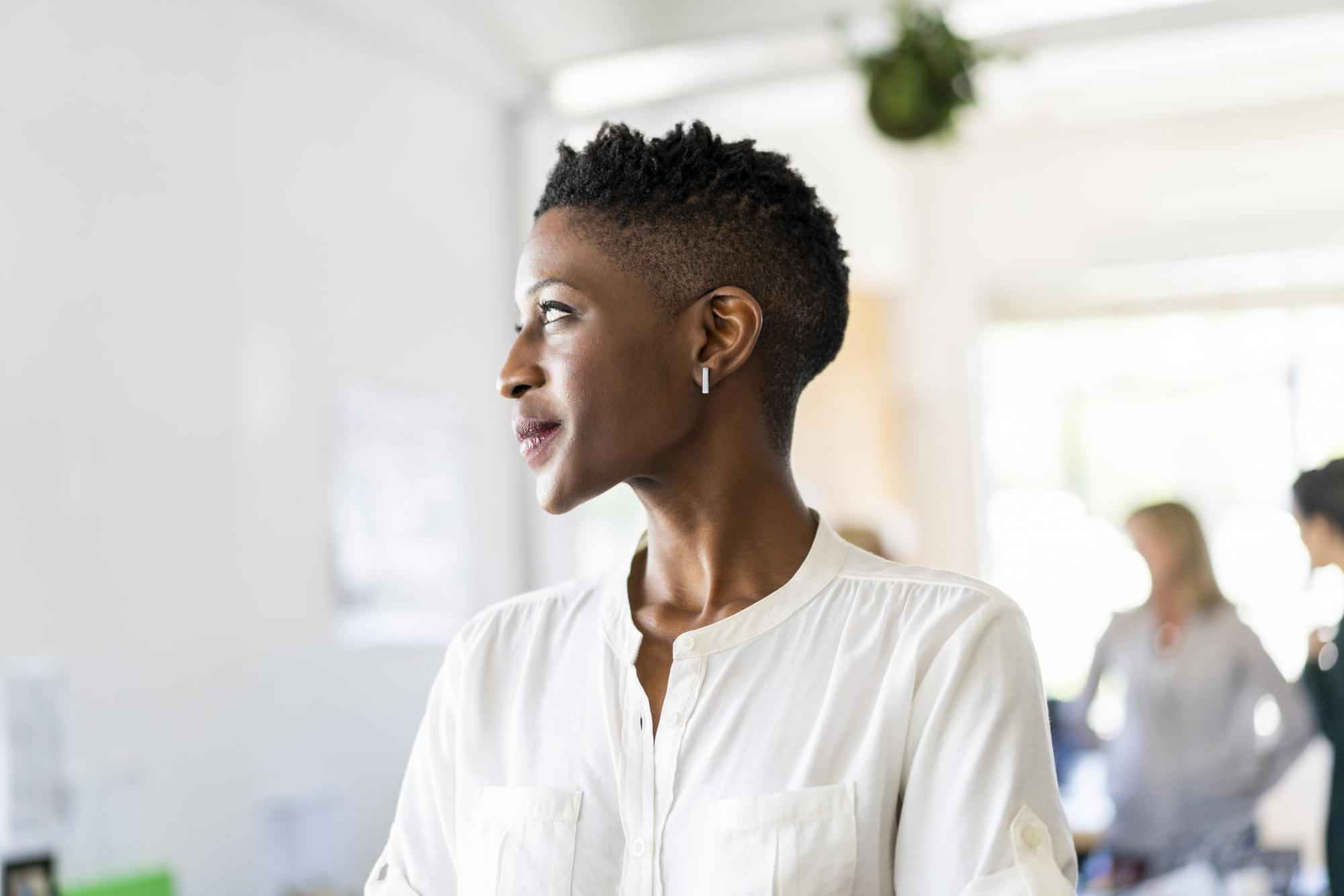 51 Stylish Short Hairstyles For Black Women Short Black Hair