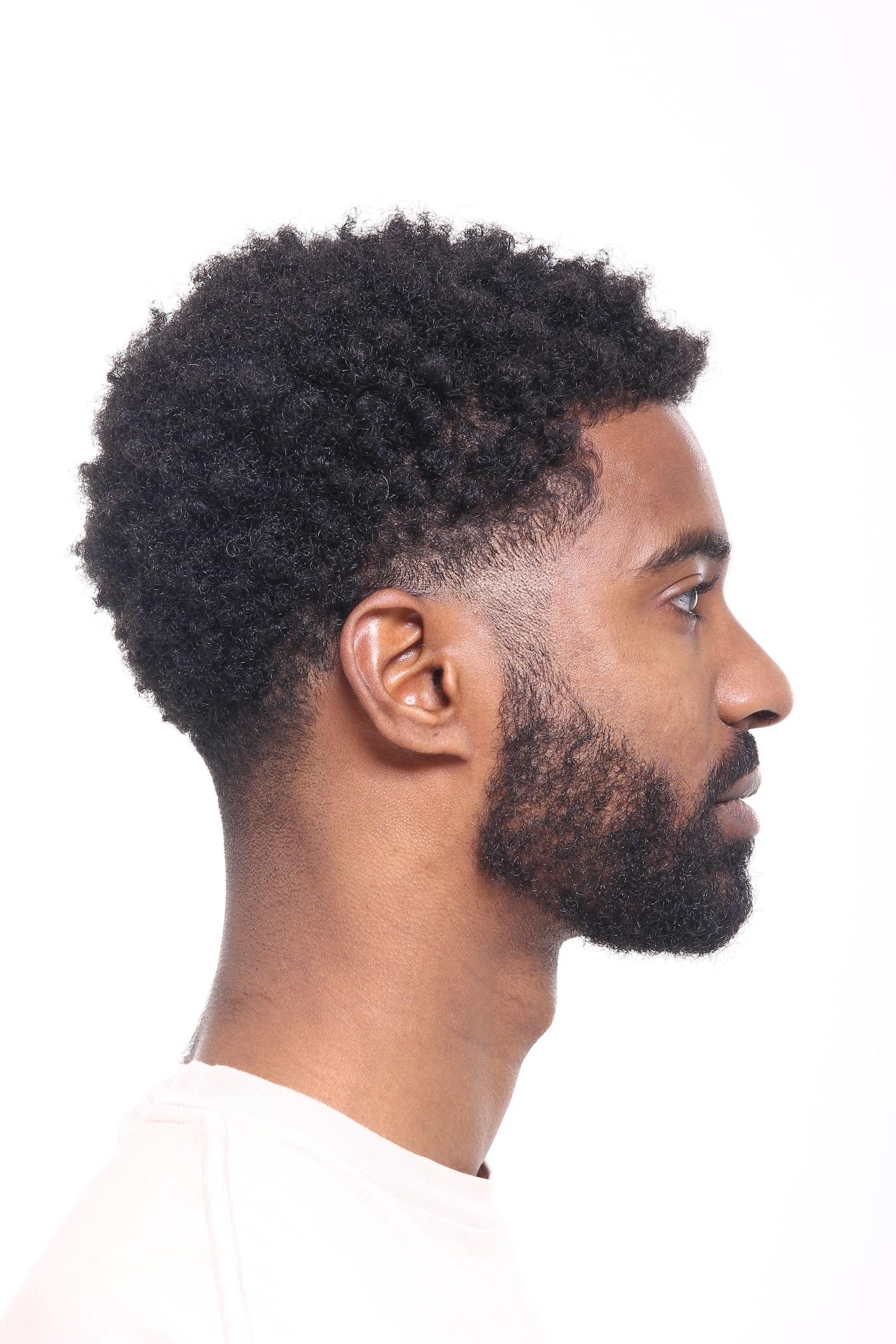 Low Fade Afro : Black, Haircuts, Things