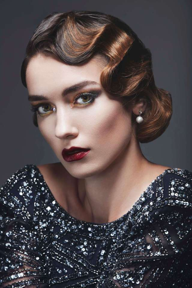 vintage hairstyles for beginners: retro hair guide