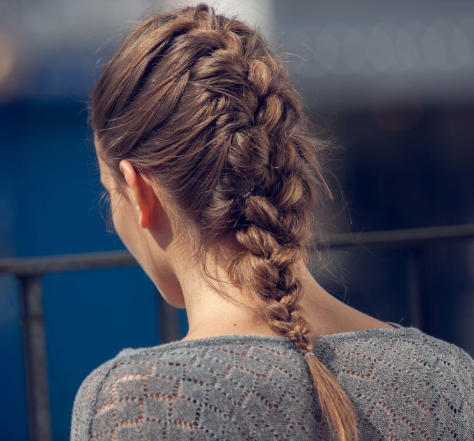 hairstyles for thick hair: 4 braided hairstyles your mane