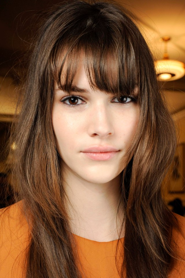 the most fashionable hairstyles for oblong faces to try now