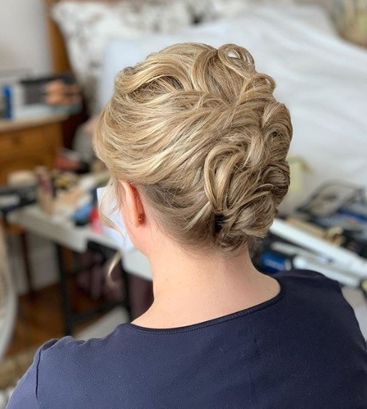 mother of bride hairstyles for short 13  modele tresse