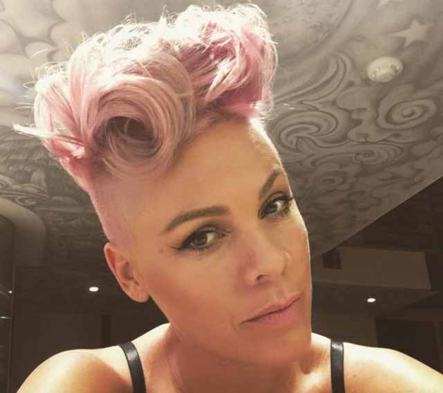 see the best short hairstyles ever rocked by pop-punk