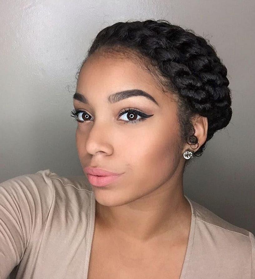 Flat Twist Hairstyles 13 Fierce Looks From Instagram That You