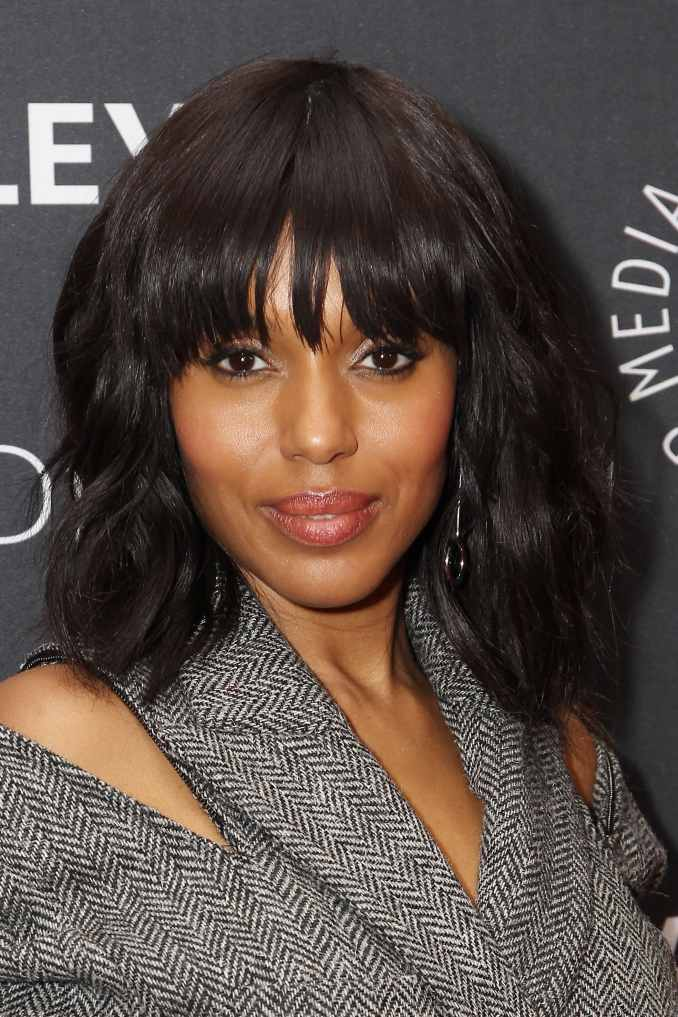 wavy hair with bangs: 7 star studded looks to try now | all