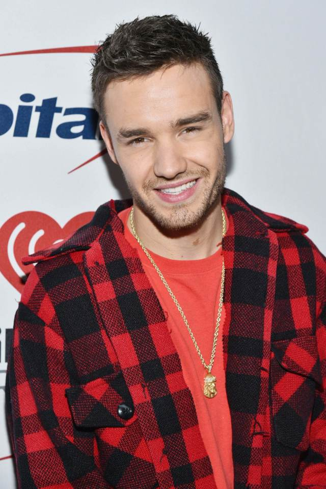 you won't believe what liam payne has done with his hair