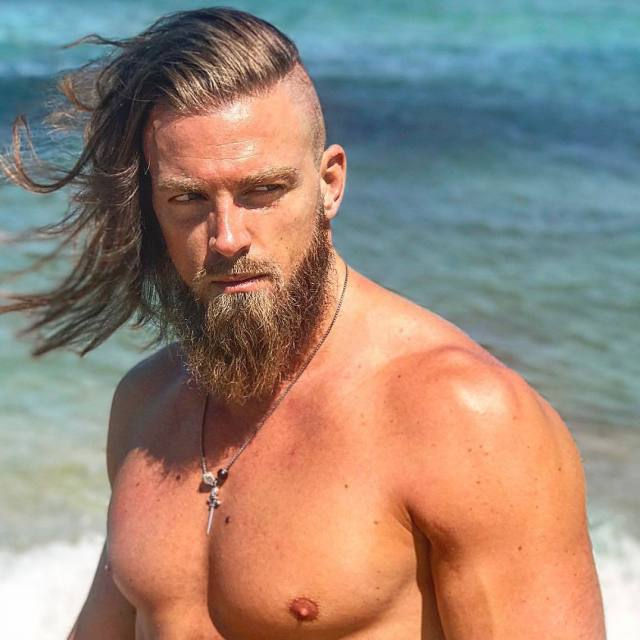 19 best viking hairstyles for the rugged man  all things hair uk