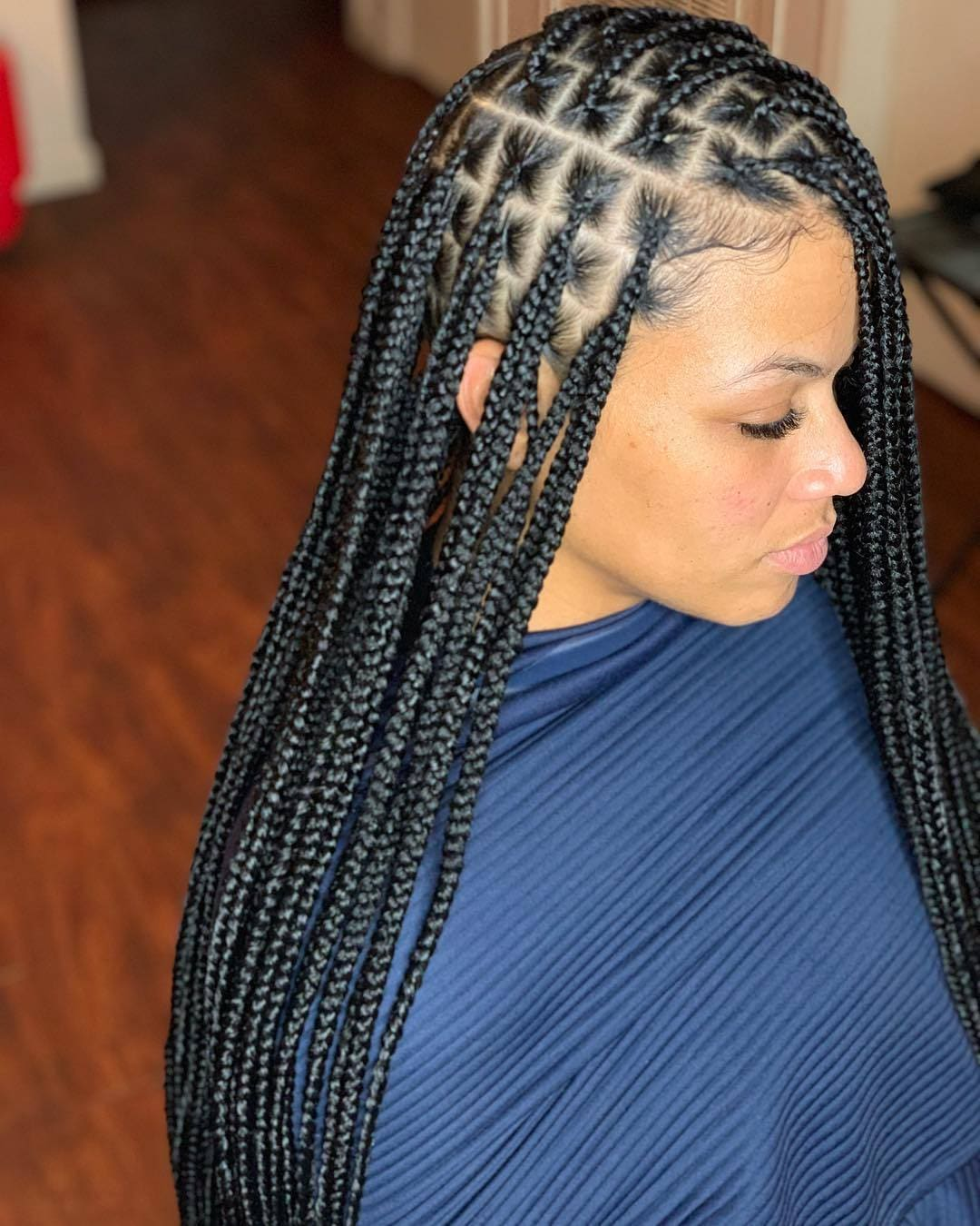 52 Best Box Braids Hairstyles For Natural Hair In 2020