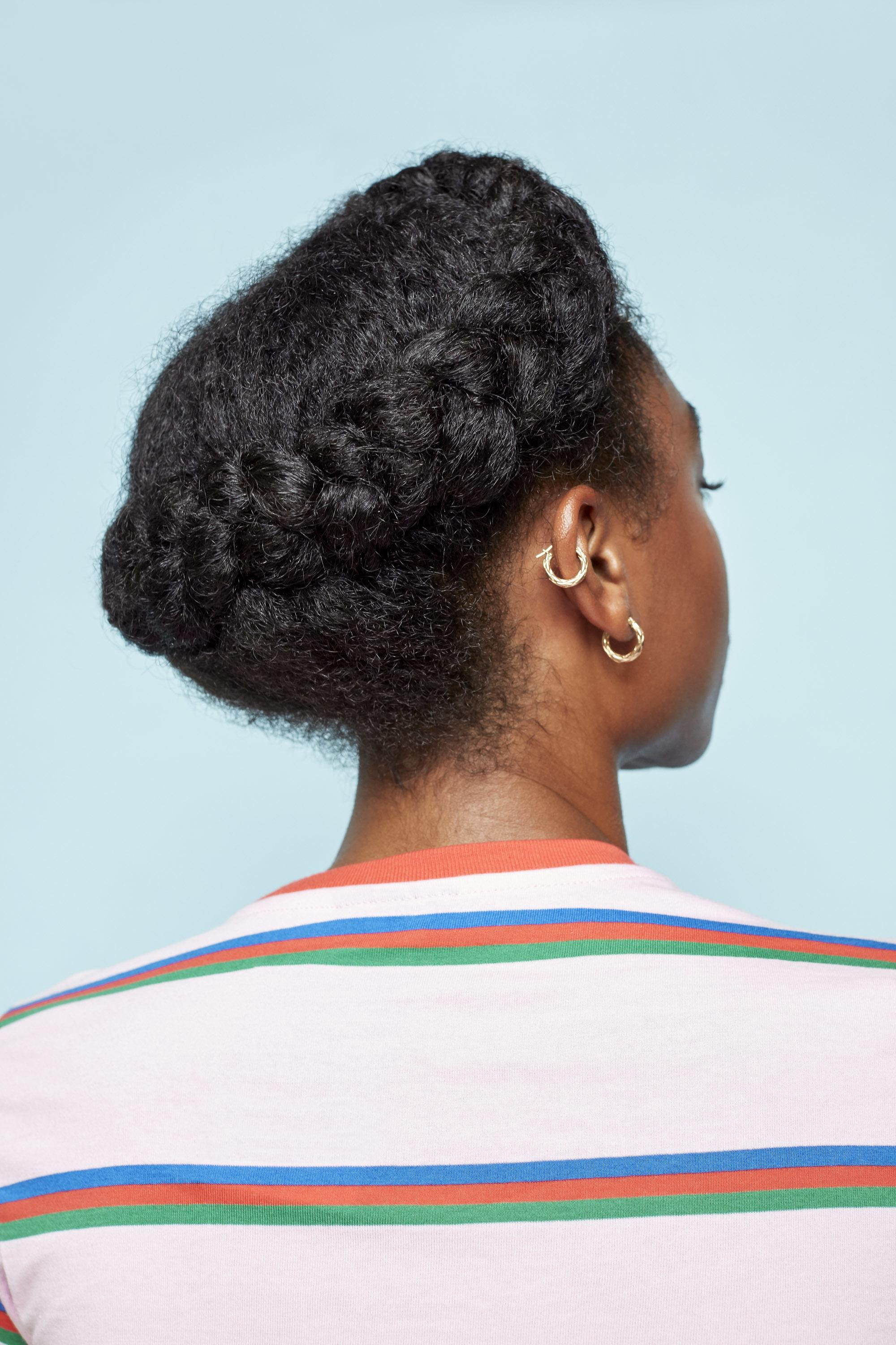 18 Easy Natural Hairstyles You Can Always Rely Upon