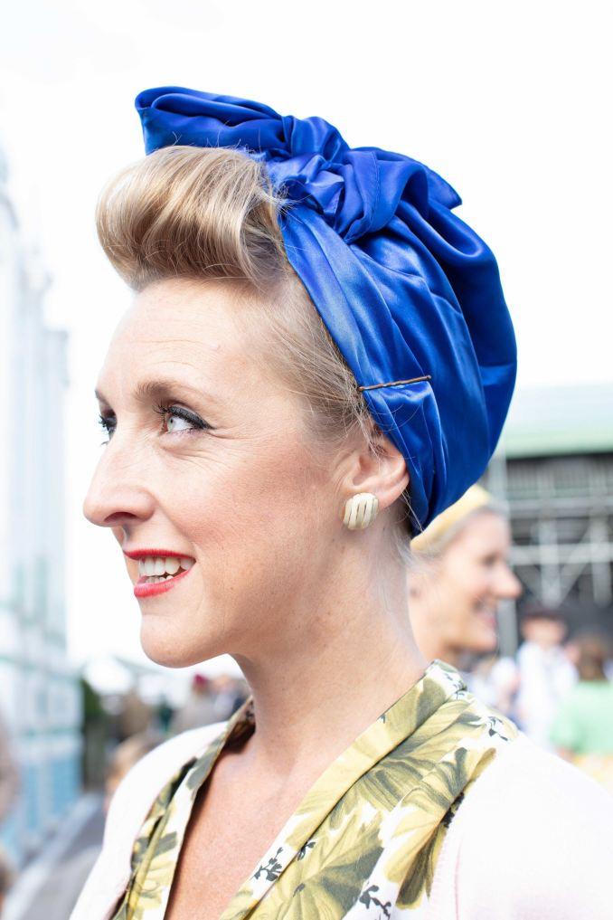 14 easy & elegant vintage updo hairstyles to try | best