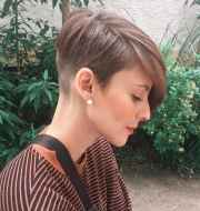 bold and beautiful shaved hairstyles