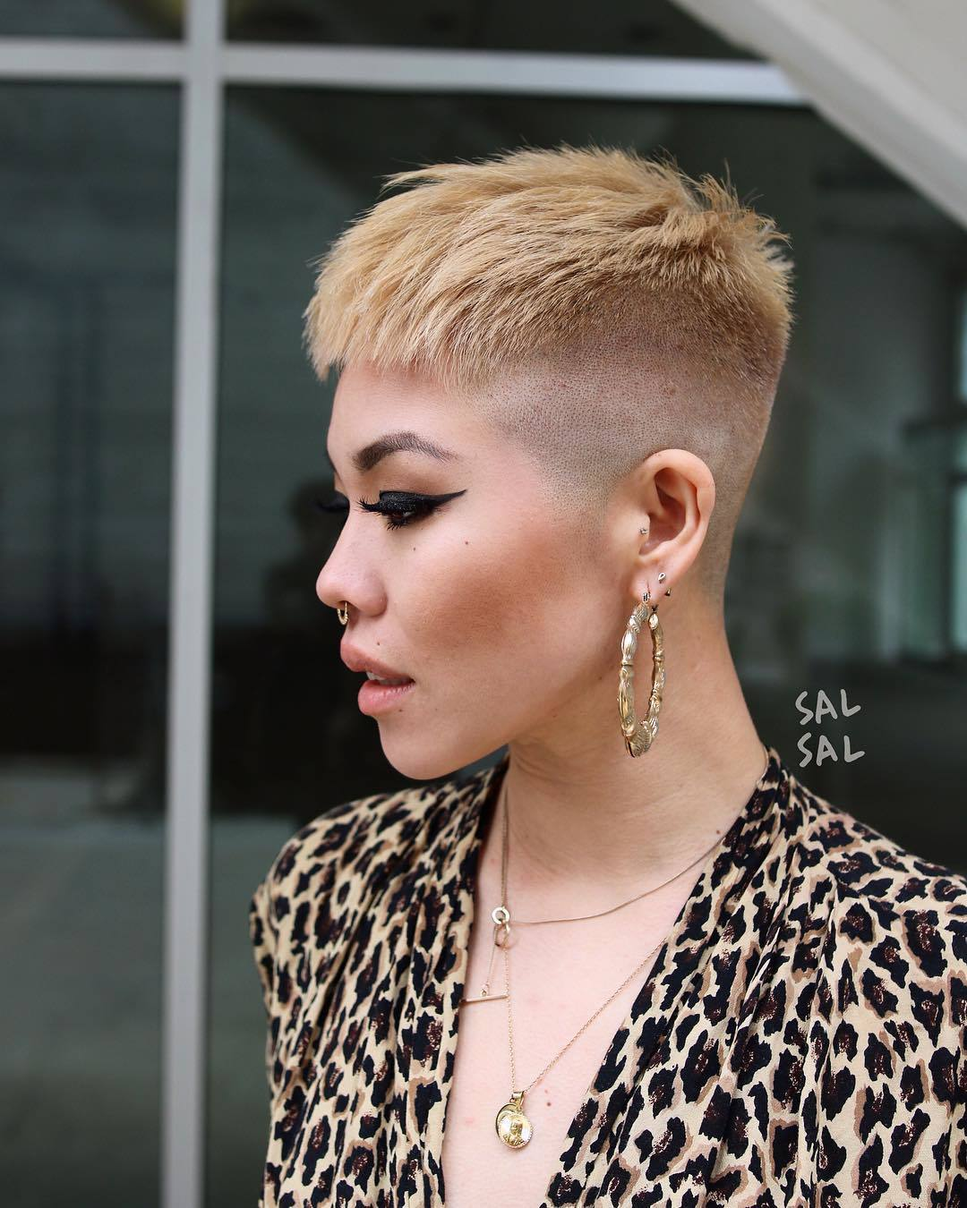 Shaved Sides Pixie : shaved, sides, pixie, Pixie, Short, Hairstyles