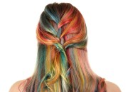 8 rainbow hair color ideas