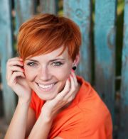 short red hair ideas release