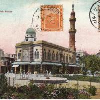 جامع الصالح نجم الدين ايوب، المنصورة