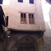 منشآت السلطان قايتباي: (3) منزل قايتباي،الدرب الاحمر