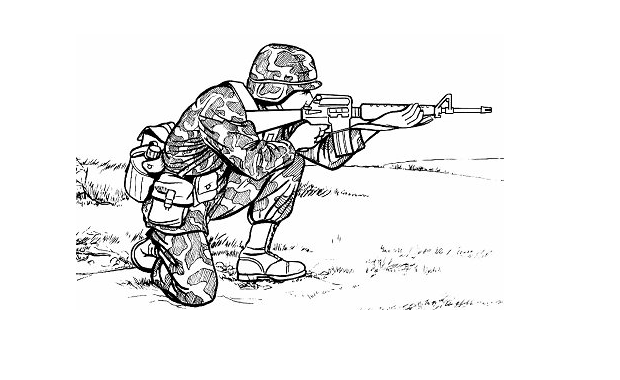Long Exposure Shots using Military Shooting Techniques