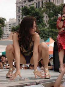 Dangdut Bugil penyanyi dangdut koplo erotis karena pejabat bejat dan polisi tolol