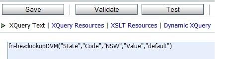 Accessing Domain Value Maps in OSB using Custom XPath (2/3)
