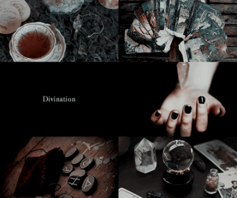 January is for Divination