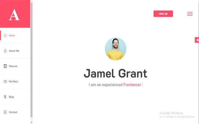 Arzot free website templates