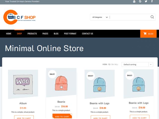 BCF Shop