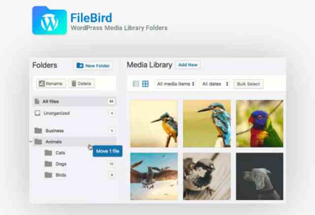 FileBird