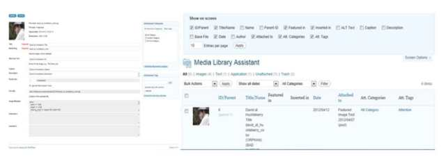 MediaLibrary Assistant
