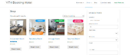 WooCommerce Course Booking Plugin