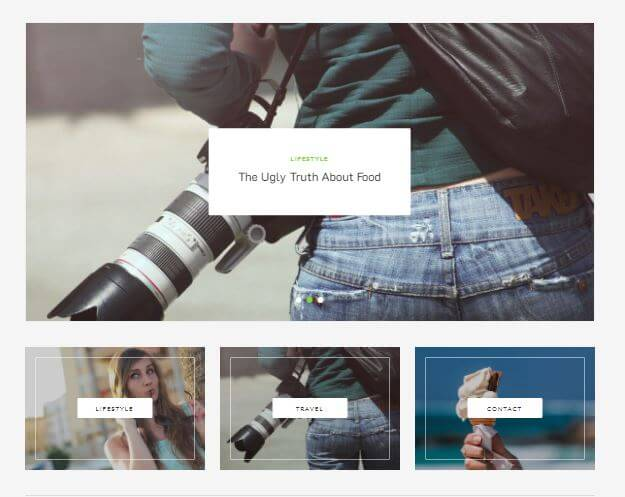 wordpress themes for journalists