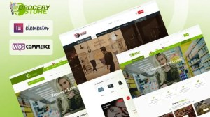 Grocery Store  ( Pro ):- WordPress WooCommerce Theme
