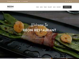 35+ Best WordPress Restaurant Themes 2020 aThemes