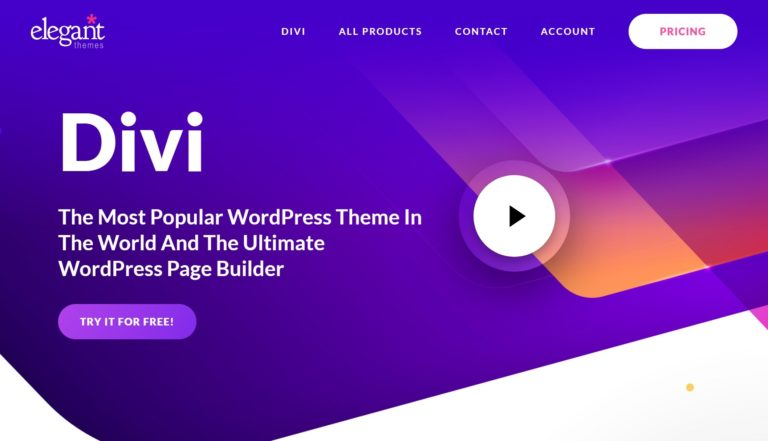 6 best wordpress theme builders 2021