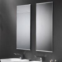 Bathroom Mirror Bevelled Edge