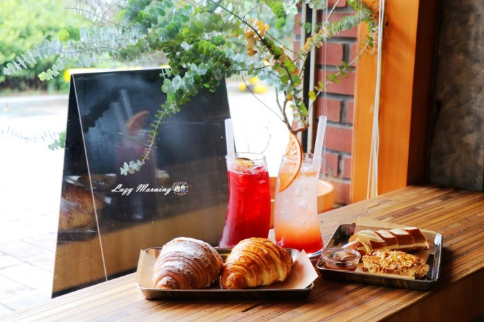 韓國 ▌大邱食記:레이지모닝Lazy Morning 舒適氛圍的可頌專賣咖啡廳《加小菲專欄》