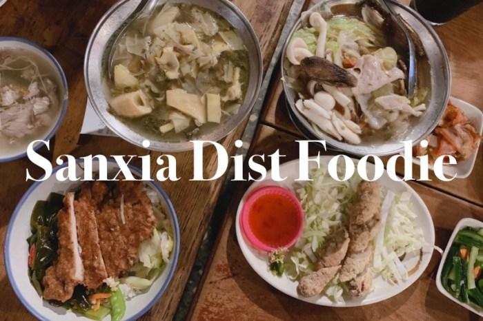 三峽食記・東道飲食亭 古早味排骨飯雞腿飯都超推 滷桂竹筍必點