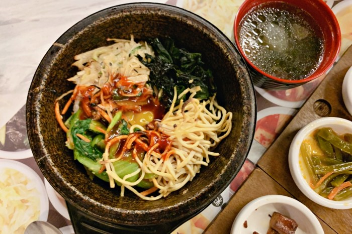 台中食記・韓鄉韓國料理 臺中店 50道韓式小菜吃到飽 平價韓式料理 #附菜單