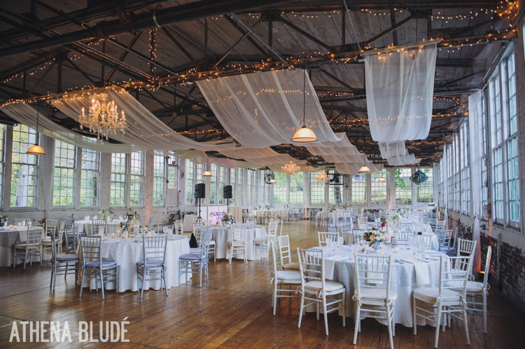 The Lace Factory Wedding  Married Meghan  DaveyAthena